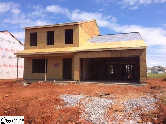 505 Whittier Street Lot 316, Greenville, SC 29605 (#1443514) :: Modern