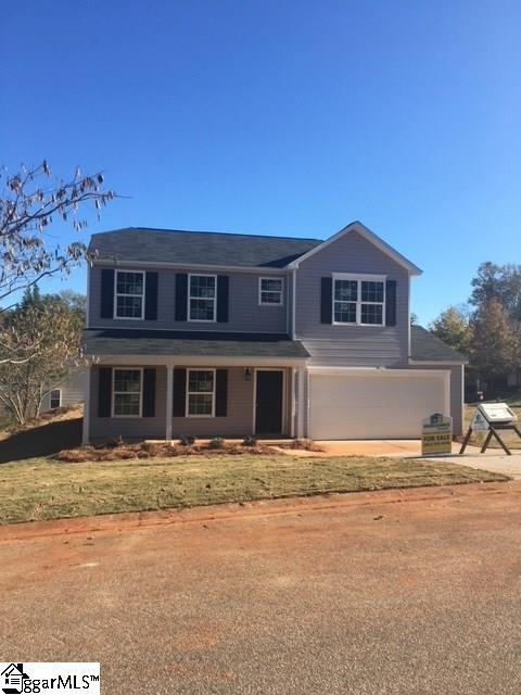 755 Cannonsburg Drive, Duncan, SC 29334 (#1345474) :: The Toates Team