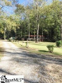 836 Gap Creek Road, Marietta, SC 29661 (#1354764) :: Coldwell Banker Caine