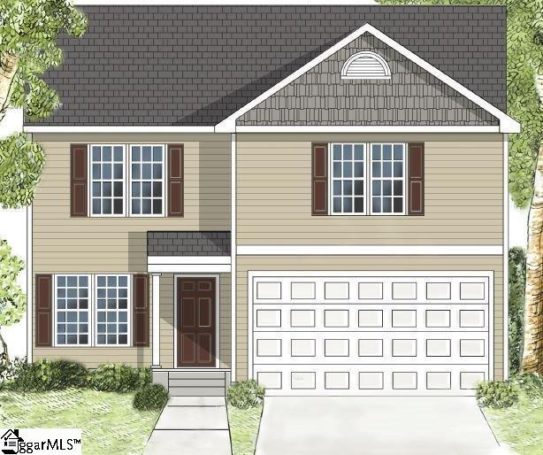 514 Lone Rider Path, Duncan, SC 29334 (#1355949) :: The Toates Team