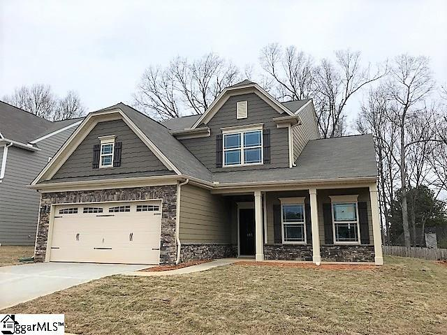 105 Nearmeadows Way Lot 05, Simpsonville, SC 29681 (#1357569) :: Coldwell Banker Caine