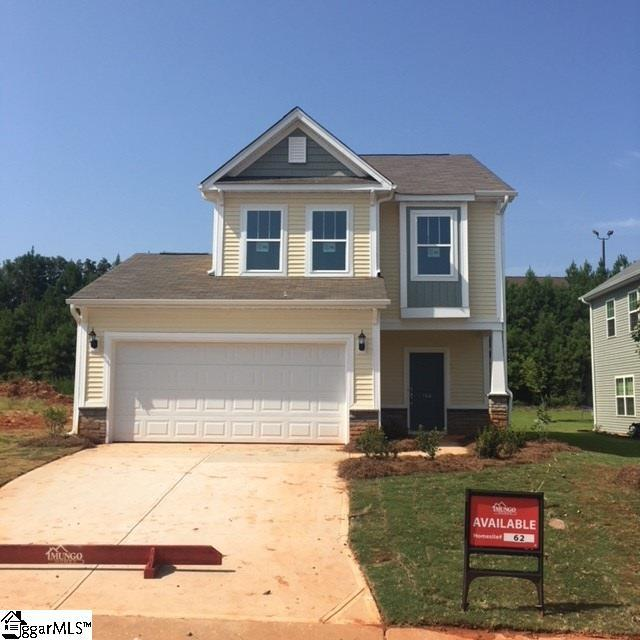 166 Eventine Way, Boiling Springs, SC 29316 (#1370625) :: Hamilton & Co. of Keller Williams Greenville Upstate