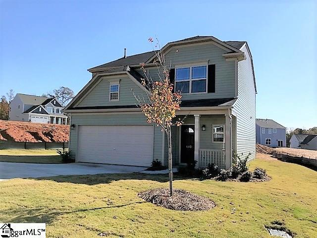 603 Marble Court Lot 194, Easley, SC 29642 (#1375742) :: The Robby Brady Team