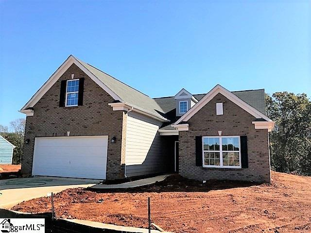 225 Nearmeadows Way Lot 20, Simpsonville, SC 29681 (#1375875) :: Hamilton & Co. of Keller Williams Greenville Upstate