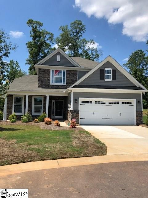 306 Penley Place Lot 66, Greenville, SC 29607 (#1388654) :: Coldwell Banker Caine