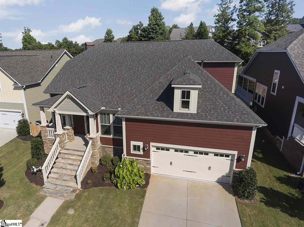 511 Palladio Drive, Greenville, SC 29617 (#1395965) :: Coldwell Banker Caine