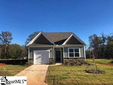 578 Pollyanna Drive Lot 116, Greenville, SC 29605 (#1431636) :: Expert Real Estate Team