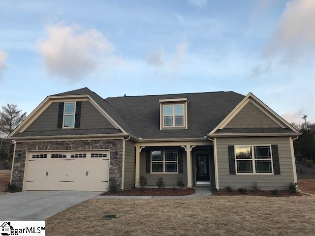 502 Daisy Hill Lane Lot 55, Simpsonville, SC 29681 (#1356534) :: Coldwell Banker Caine
