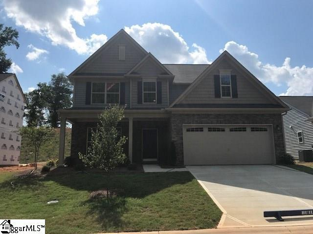 9 Talisker Way Lot 59, Greenville, SC 29607 (#1362463) :: Coldwell Banker Caine