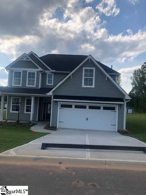 401 Sage Glen Place, Piedmont, SC 29673 (#1369627) :: J. Michael Manley Team