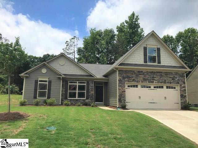 7 Morton Grove Lane Lot 2, Simpsonville, SC 29681 (#1351126) :: Coldwell Banker Caine