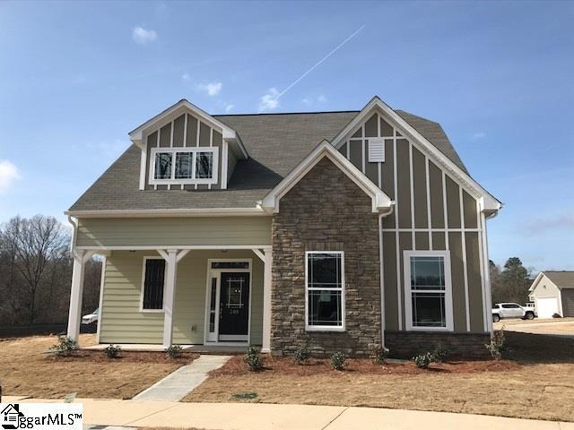 306 Carruth Street Lot 109, Simpsonville, SC 29680 (#1355737) :: The Toates Team