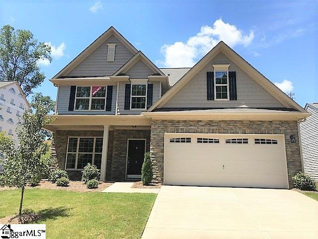 9 Talisker Way Lot 59, Greenville, SC 29607 (#1362463) :: The Toates Team