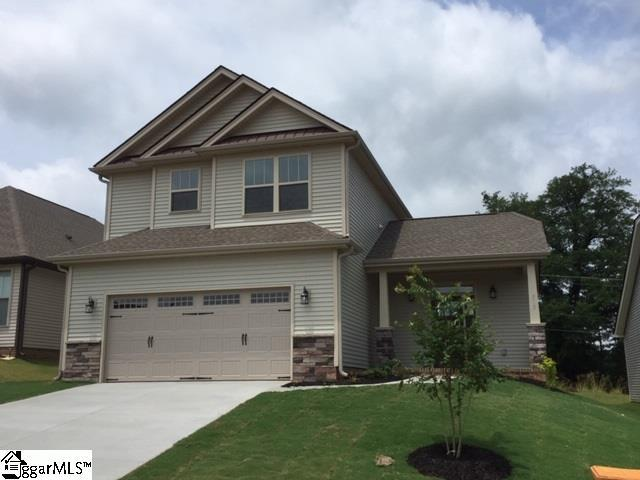 513 Shady Vale Place Lot 3, Boiling Springs, SC 29316 (#1380344) :: Hamilton & Co. of Keller Williams Greenville Upstate