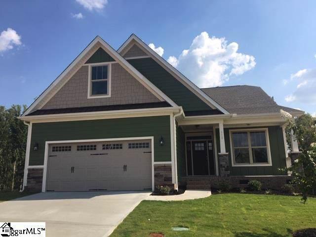 112 Trimpley Lane Lot 58, Simpsonville, SC 29681 (#1384977) :: Hamilton & Co. of Keller Williams Greenville Upstate