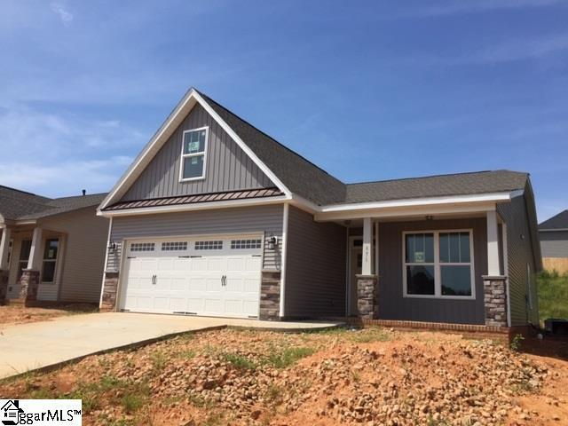 636 Ivywood Place Lot 120, Boiling Springs, SC 29316 (#1382485) :: The Haro Group of Keller Williams