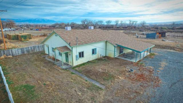 781 Coffman Road, Whitewater, CO 81527 (MLS #20172419) :: The Christi Reece Group