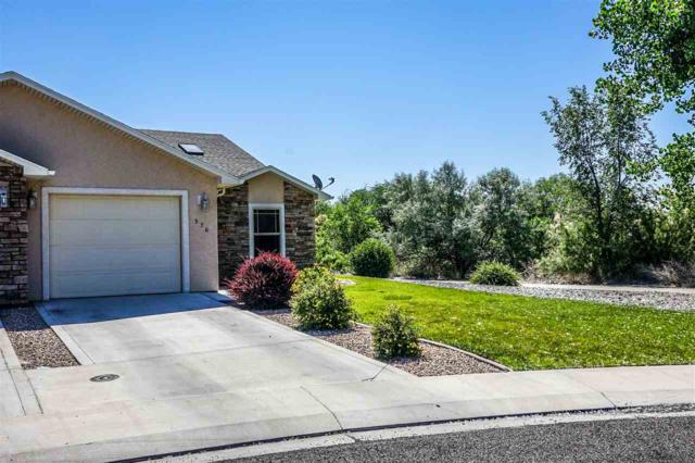 576 Belhaven Way, Grand Junction, CO 81501 (MLS #20173304) :: Keller Williams CO West / Mountain Coast Group