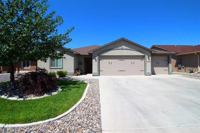 507 Casey Way, Grand Junction, CO 81504 (MLS #20173711) :: The Christi Reece Group