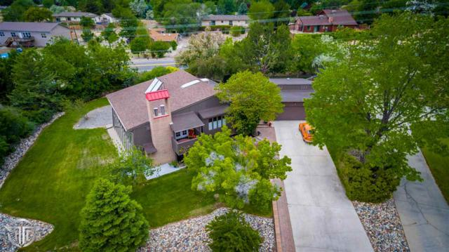 733 Wedge Drive, Grand Junction, CO 81506 (MLS #20173779) :: The Christi Reece Group