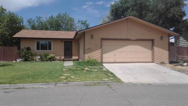 3120 Dry Fork Way, Grand Junction, CO 81504 (MLS #20173787) :: The Christi Reece Group