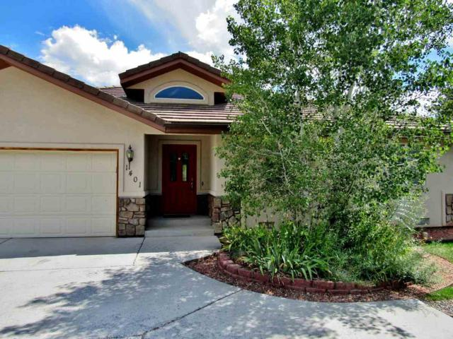 1401 Racquet Way, Grand Junction, CO 81506 (MLS #20173811) :: The Christi Reece Group