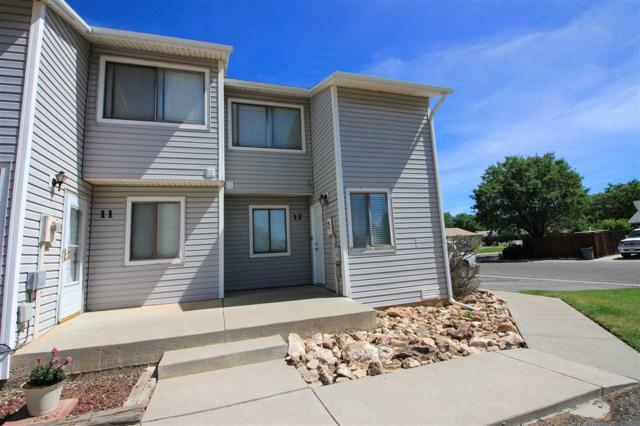 257 Beacon Court #12, Grand Junction, CO 81503 (MLS #20173812) :: The Christi Reece Group