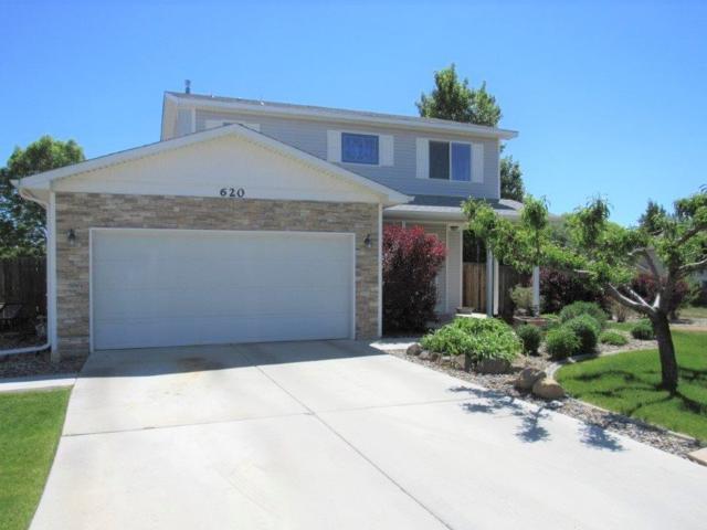 620 Shannon Lane, Grand Junction, CO 81504 (MLS #20173815) :: The Christi Reece Group