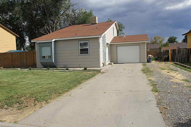 633 Aspenwood Lane, Grand Junction, CO 81504 (MLS #20173840) :: The Christi Reece Group