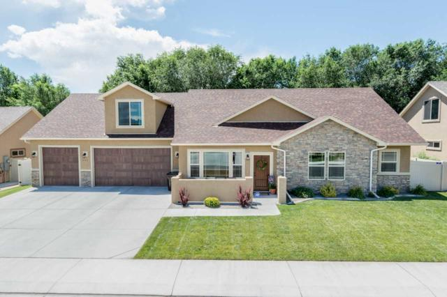 641 Allegheny Drive, Grand Junction, CO 81504 (MLS #20173864) :: The Christi Reece Group