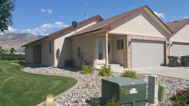 835 Montclair Drive, Palisade, CO 81526 (MLS #20174086) :: Keller Williams CO West / Mountain Coast Group