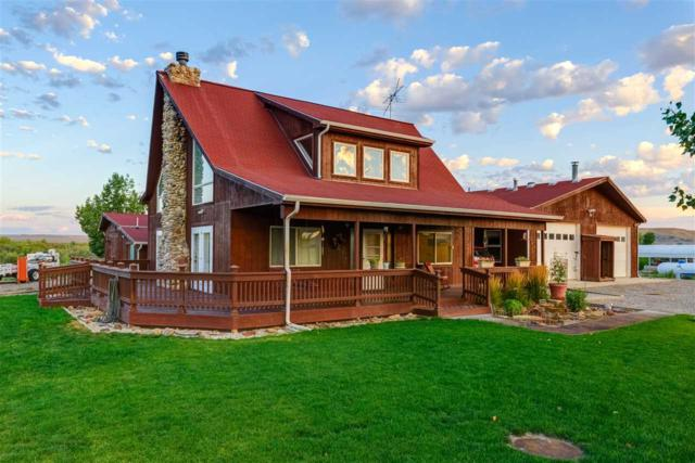 703 Old Highway 6&50, Mack, CO 81525 (MLS #20174106) :: Keller Williams CO West / Mountain Coast Group