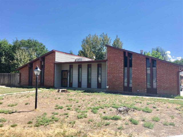 608 Ronlin Drive, Grand Junction, CO 81504 (MLS #20174401) :: The Christi Reece Group