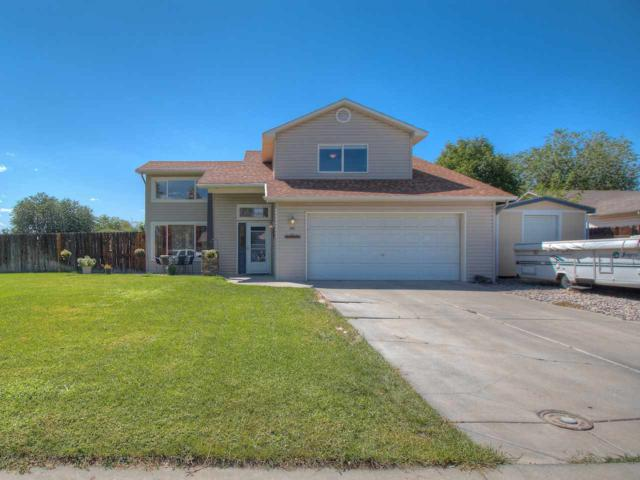 491 Sundown Drive, Grand Junction, CO 81504 (MLS #20174421) :: Keller Williams CO West / Mountain Coast Group