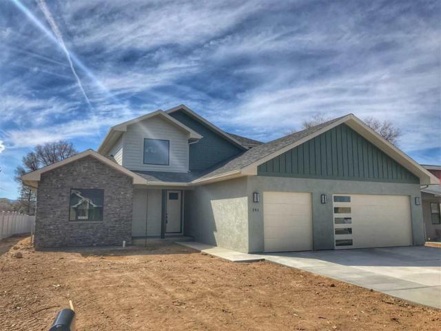251 Durant Street, Grand Junction, CO 81503 (MLS #20174457) :: The Christi Reece Group