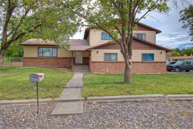 2206 Arrowhead Lane, Grand Junction, CO 81507 (MLS #20174553) :: The Grand Junction Group
