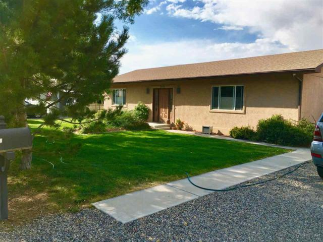 2876 Victoria Drive, Grand Junction, CO 81503 (MLS #20174772) :: The Christi Reece Group