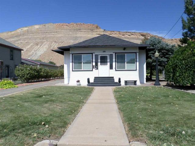 170 E 1st Street, Palisade, CO 81526 (MLS #20174811) :: The Grand Junction Group