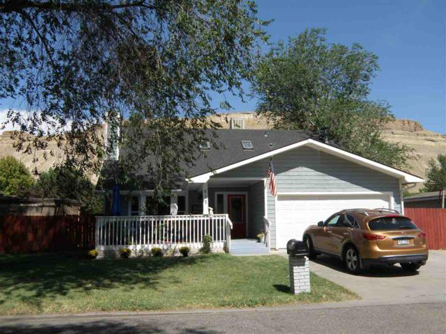 512 Crawford Lane, Palisade, CO 81526 (MLS #20174833) :: The Grand Junction Group