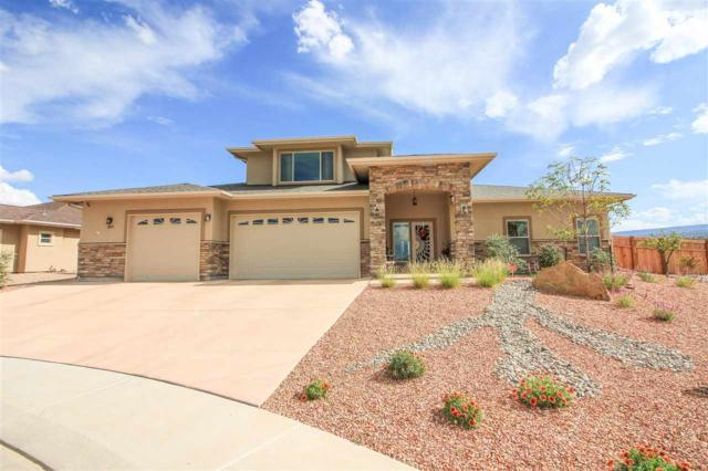 2671 Bangs Canyon Drive, Grand Junction, CO 81503 (MLS #20174838) :: The Christi Reece Group