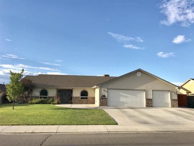 737 Suncrest Drive, Fruita, CO 81521 (MLS #20174872) :: The Grand Junction Group