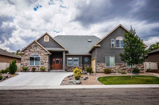 691 Tilman Drive, Grand Junction, CO 81506 (MLS #20174915) :: The Christi Reece Group