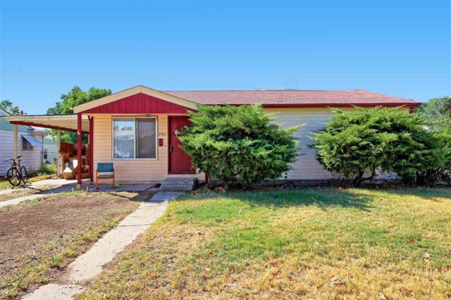 2501 Mesa Avenue, Grand Junction, CO 81501 (MLS #20174921) :: CapRock Real Estate, LLC