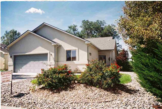 213 Dream Street, Grand Junction, CO 81503 (MLS #20174971) :: The Christi Reece Group