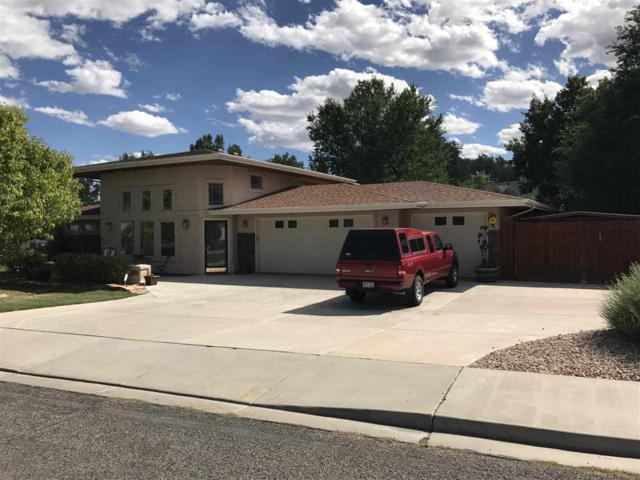2047 F 3/4 Road, Grand Junction, CO 81507 (MLS #20174997) :: The Grand Junction Group