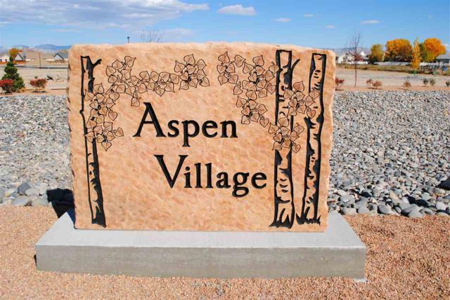 1101 Aspen Village Lp, Fruita, CO 81521 (MLS #20175157) :: The Christi Reece Group