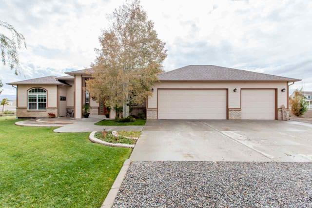 2277 G 3/4 Road, Grand Junction, CO 81505 (MLS #20175203) :: The Christi Reece Group