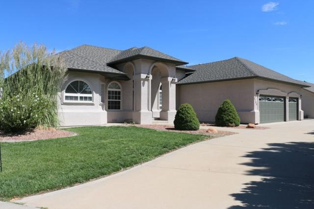 2180 Canyon View Drive, Grand Junction, CO 81507 (MLS #20175250) :: CapRock Real Estate, LLC