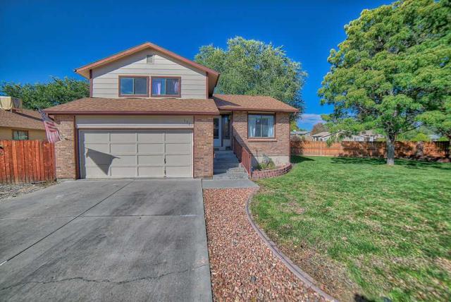 597 Creekside Court, Grand Junction, CO 81507 (MLS #20175257) :: CapRock Real Estate, LLC