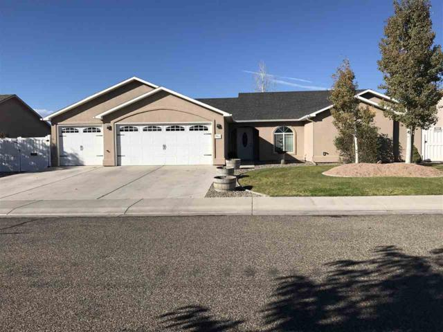 861 Dee Ann Street, Fruita, CO 81521 (MLS #20175304) :: CapRock Real Estate, LLC